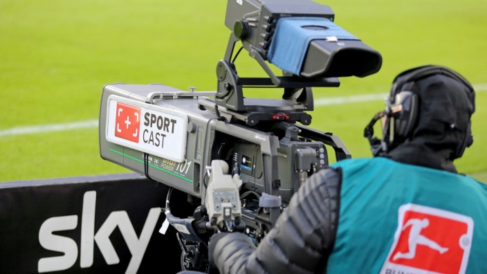 Übertragung der Bundesliga mit Sky