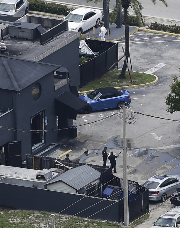 Pulse Orlando, Shooting