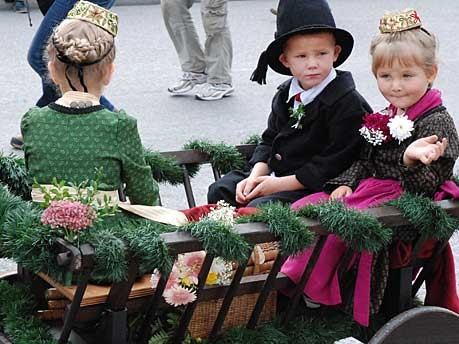 Trachtenumzug Oktoberfest