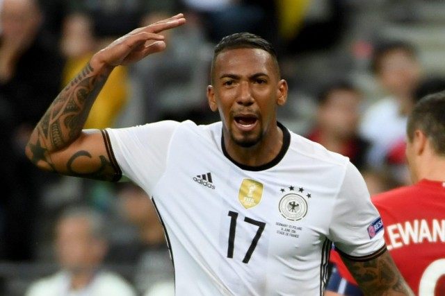 EURO 2016 - Group C Germany vs Poland