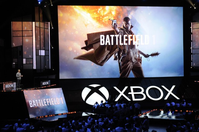 Microsoft Holds Its Xbox 2016 Briefing Duing Annual E3 Gaming Conference