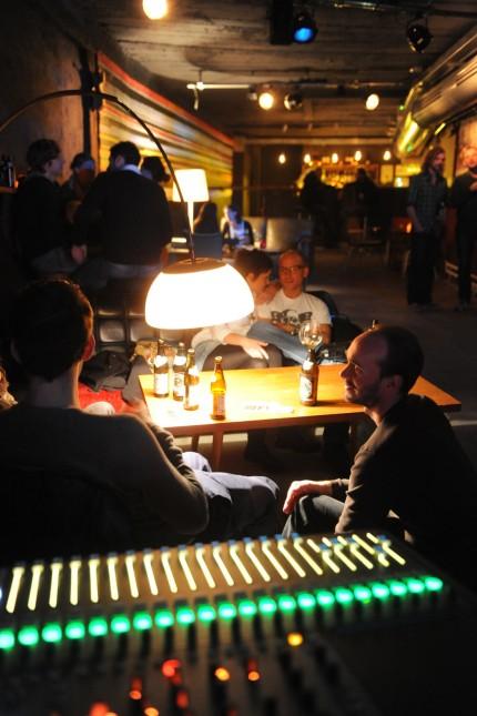 """Live-Club und Bar """"Milla"""" in München, 2012"""