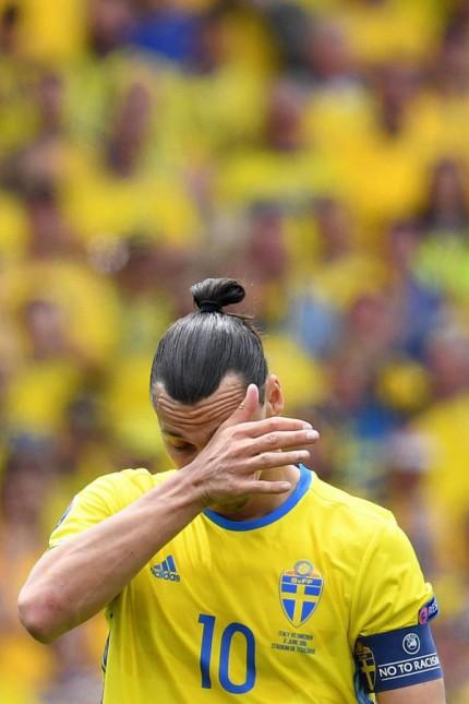 EURO 2016 - Group E Italy vs Sweden