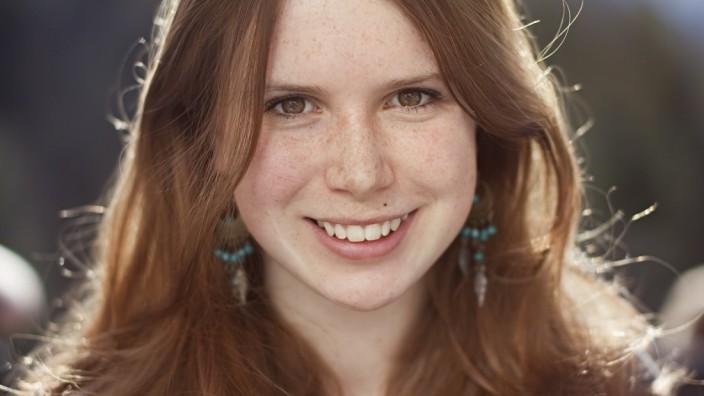 Unterrichtsbeginn: Hannah Imhoff ist Sprecherin der StadtschülerInnenvertretung München und hat den Streik organisiert.