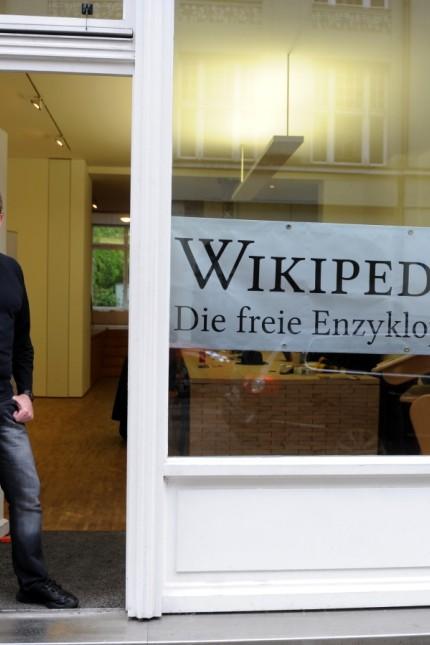 """Neues Wikipedia-Büro: Wolfgang Rieger ist ein Vielschreiber: """"Mein Fokus liegt auf neuen Artikeln."""""""