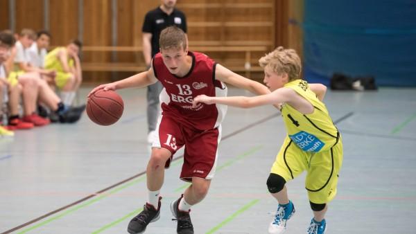 Basketball Quali Jugend-Bundesliga