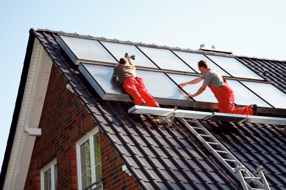 Wärmegesetz im Bundestag verabschiedet - Mit Öl-Brennwert und Solar Nutzungspflicht erfüllen