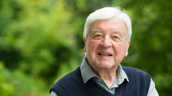 85. Geburtstag von Hans Maier