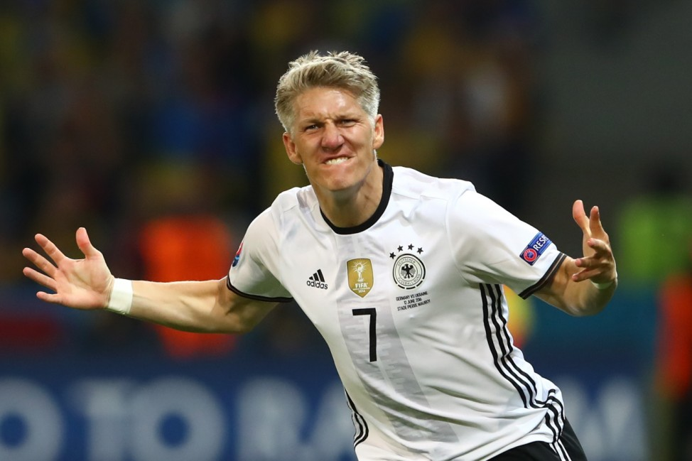 FILE: Bastian Schweinsteiger Makes Record 15th Appearance For Germany At Euro Finals