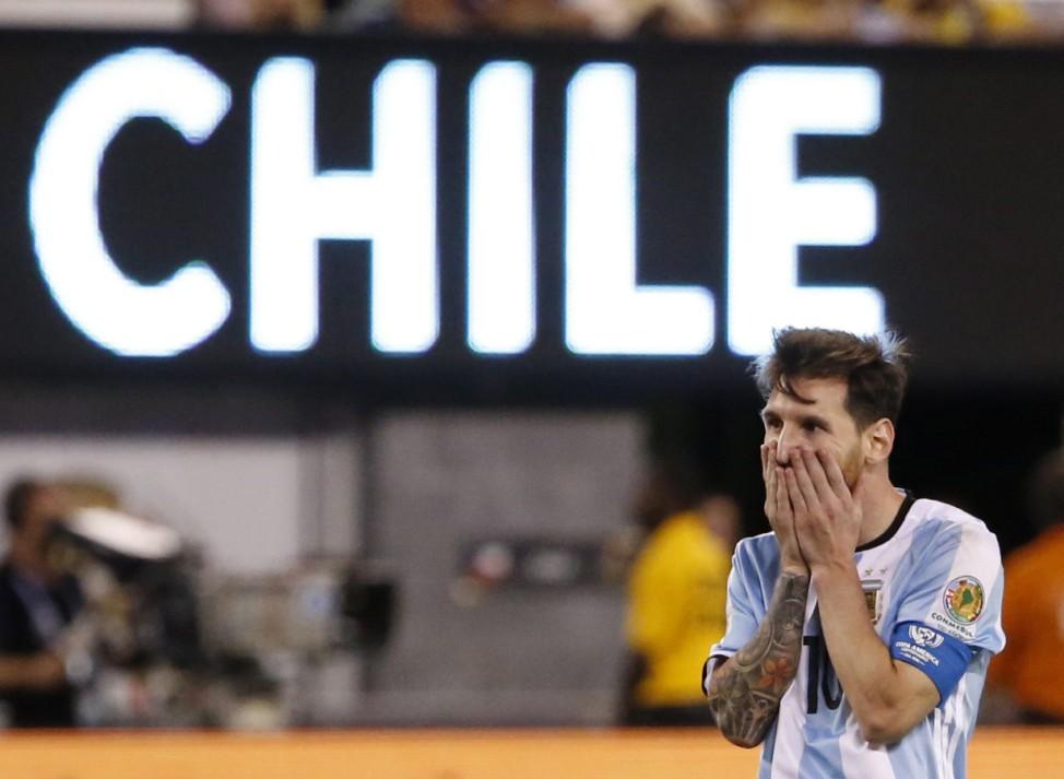 COPA America Final - Argentina vs Chile