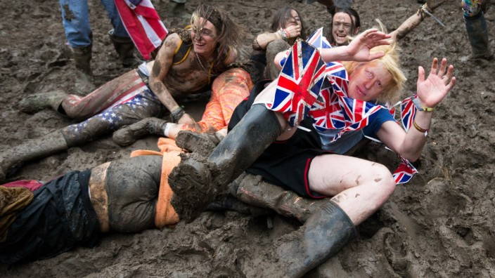 Glastonbury Festival 2016 - Day 3
