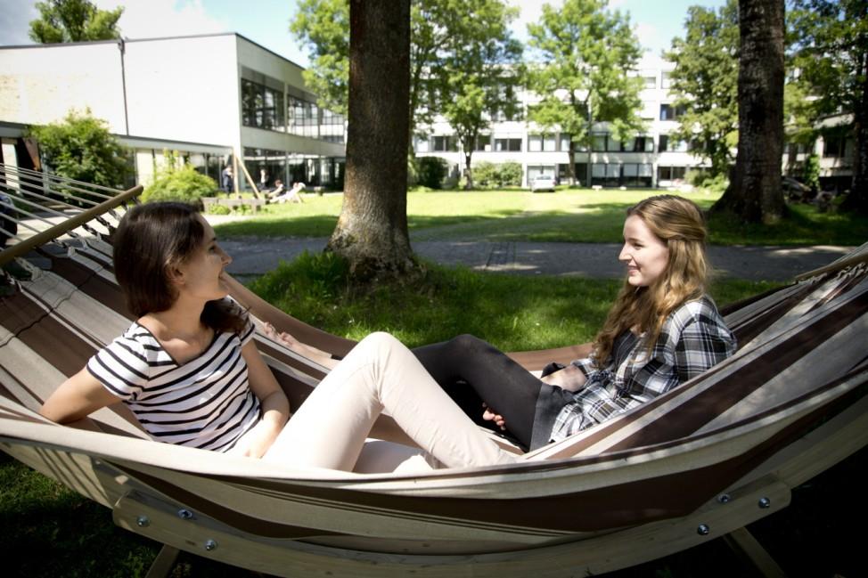 Eichstätt: Campus UNIVERSITÄT / Uni-Atlas Bayern