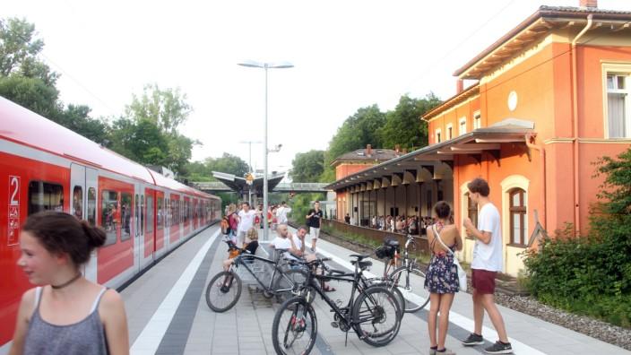 150 Jahre Bahnhof Possenhofen