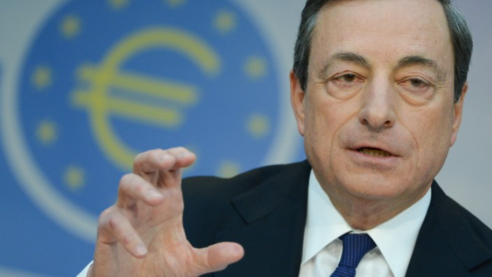 EZB - Mario Draghi