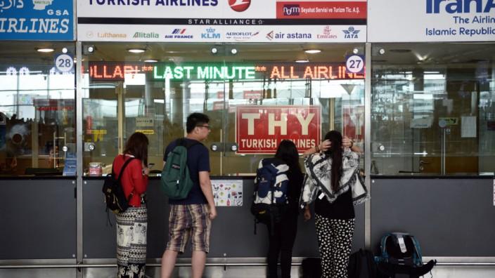Anschlag in Istanbul: Der Istanbuler Atatürk-Flughafen: Der Anschlag dort war auch ein Angriff auf die Türkei als Wirtschaftsstandort.