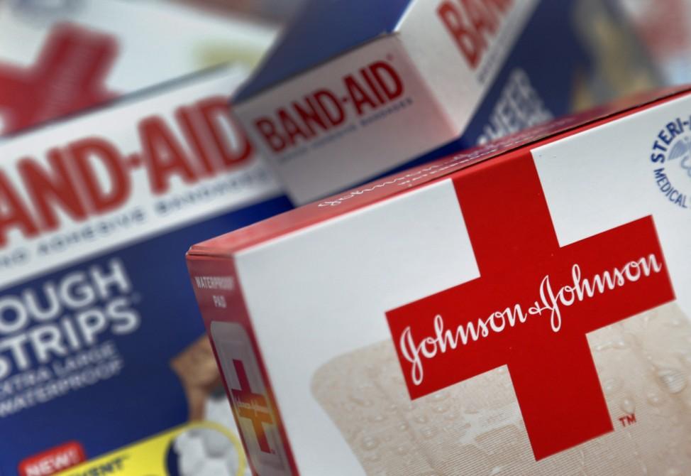 Johnson and Johnson, Band-Aid