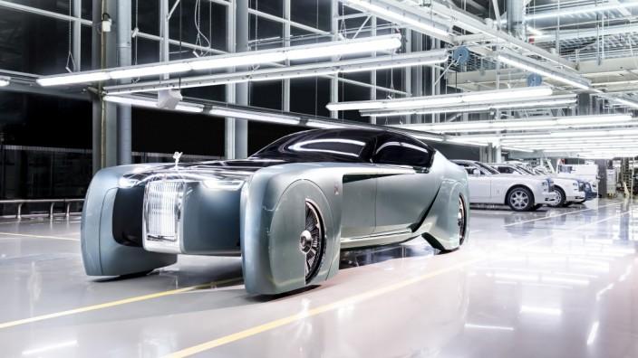 Rolls-Royce-Prototyp