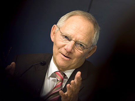 Schäuble, ddp