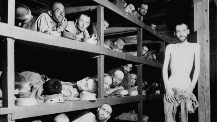 Elie Wiesel im KZ Buchenwald