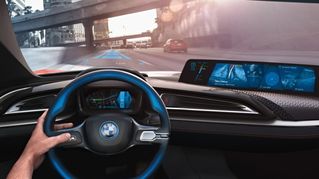 BMW Group, Intel and Mobileye Team Up to Bring Fully Autonomous Driving to Streets by 2021