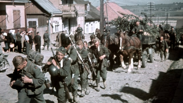 Einmarsch der Wehrmacht in der Sowjetunion