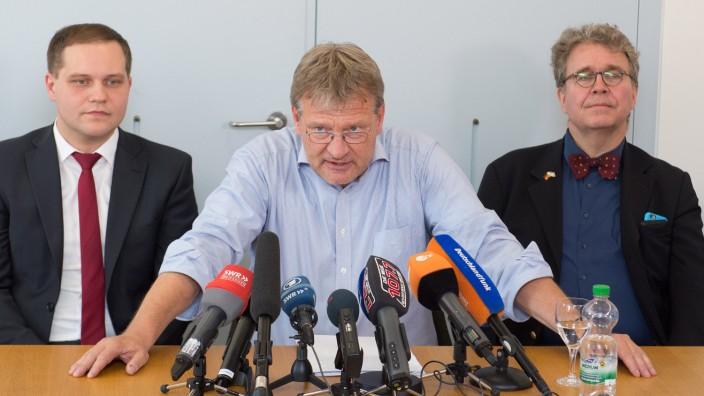 13 AfD-Abgeordnete verlassen Landtagsfraktion