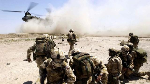IRAQ-UK-UNREST