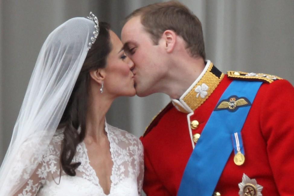 Stationen einer Beziehung - Kate und William