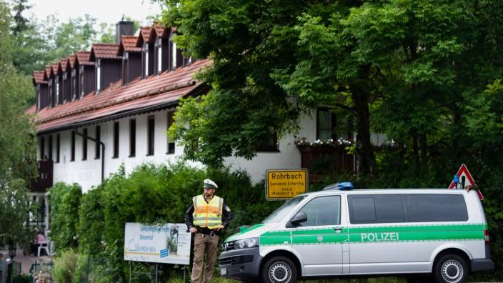 Polizist erschießt Pflegeheimbewohner