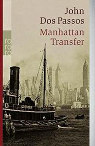 John Dos Passos Manhattan Transfer Rowohlt Verlag