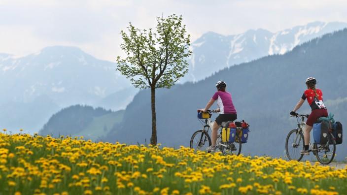 Das E-Bike - Gefahr für die Berge
