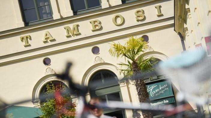 Ende eines Traditionslokals: Das Luigi Tambosi am Hofgarten.