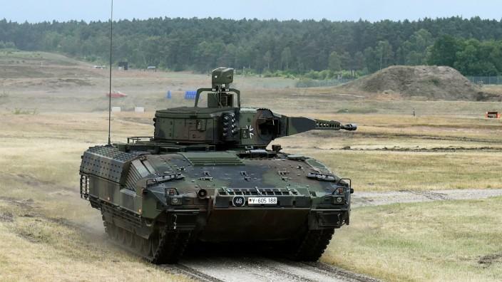Vorstellung Schützenpanzer Puma