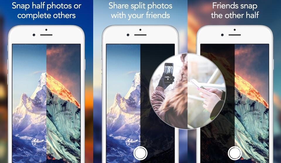 Die Foto-App We Snap