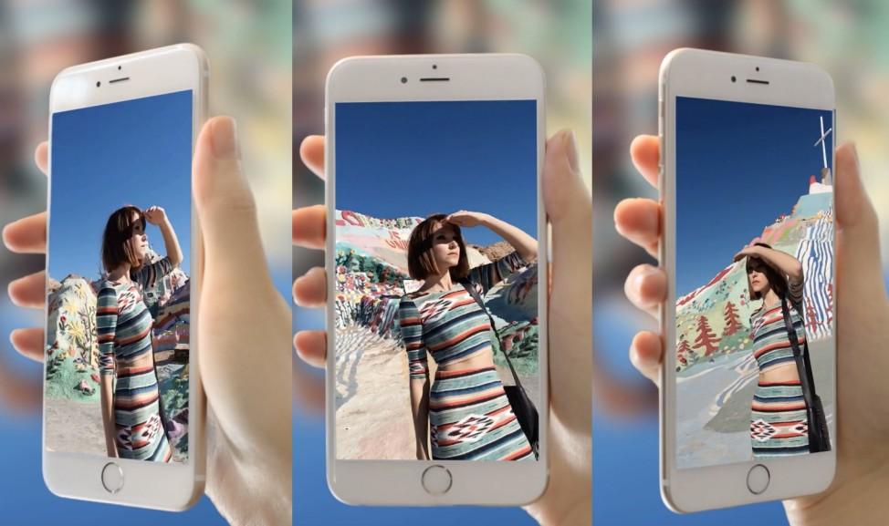 Die Foto-App Fyuse
