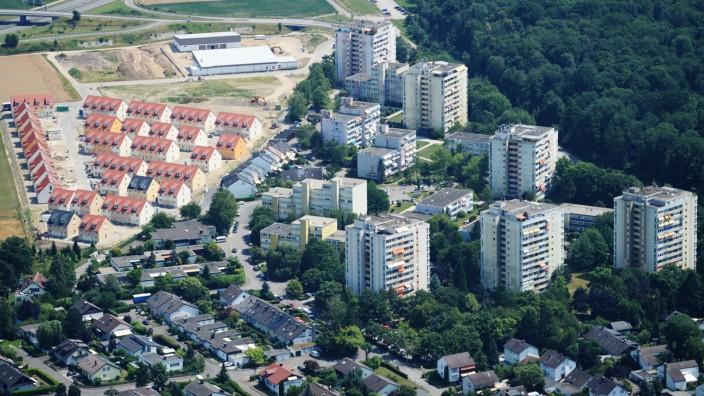 Wohnbaugebiet in Umkirch