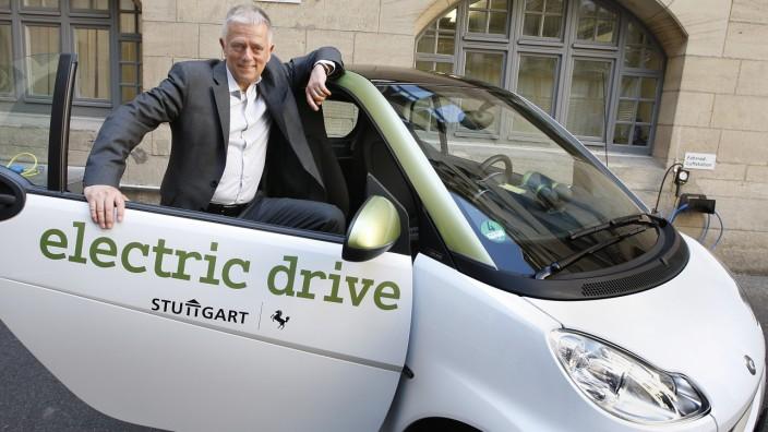 OB Kuhn mit neuem Elektro-Dienstwagen
