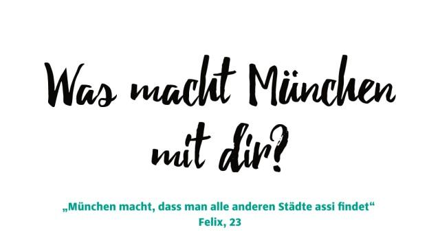 Was macht München mit Dir? Folge 16