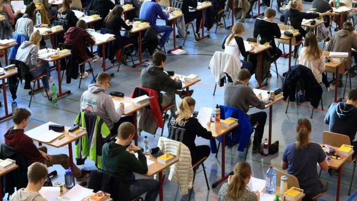 Abiturprüfung 2016