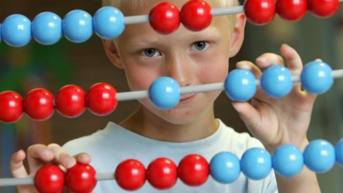 Kinder mit Dyskalkulie müssen zunächst lernen, was Zahlen bedeuten