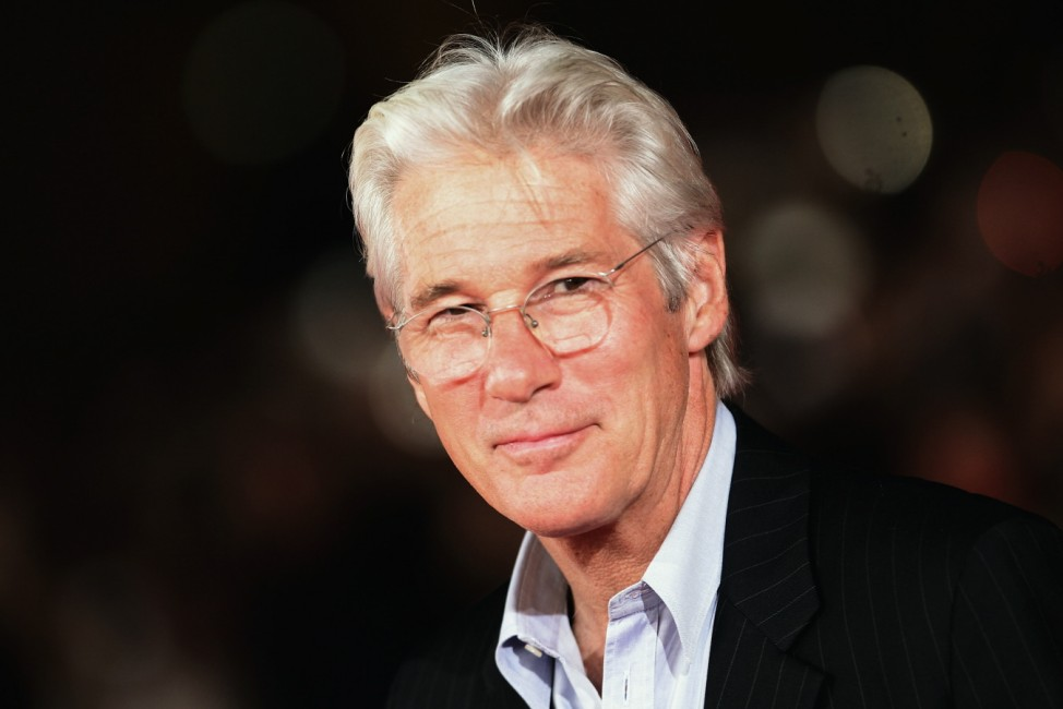 Richard Gere Premiere - 6th International Rome Film Festival