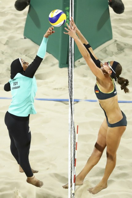 Beach Volleyball - Women's Preliminary