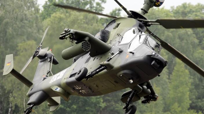 Kampfhubschrauber Tiger
