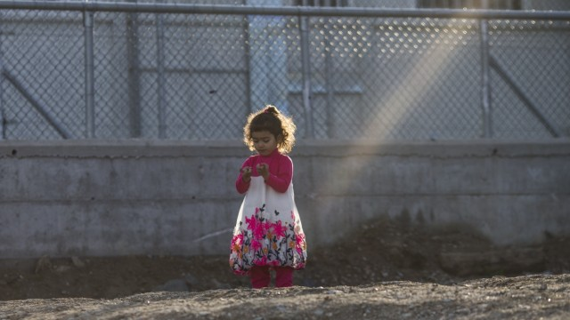Lesbos Struggles With Refugee Crisis
