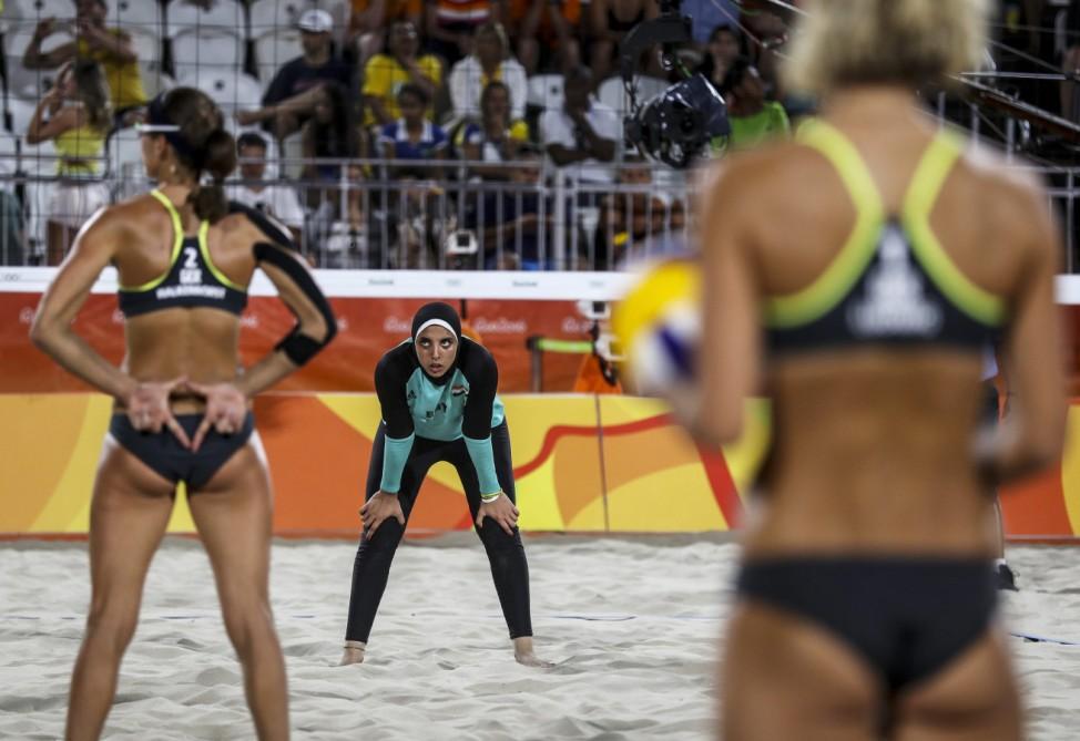 Rio 2016 - Beach-Volleyball