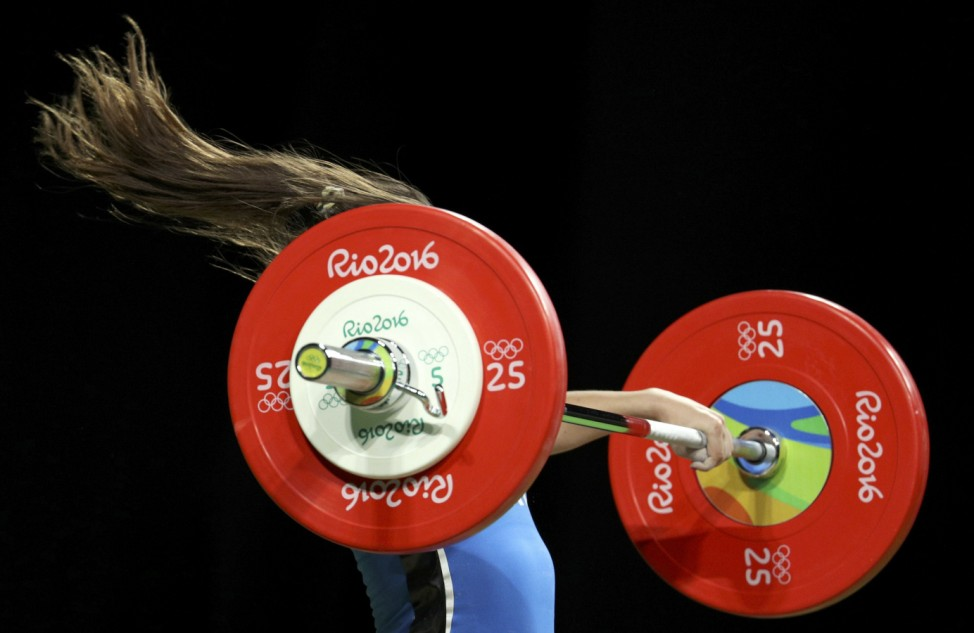 Weightlifting - Women's 63kg