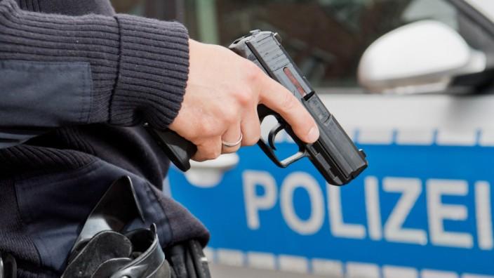 Sachsen rüstet Polizei auf - neue Waffen, neue Ausrüstung