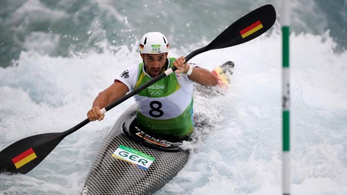 Rio 2016 - Kanu-Slalom