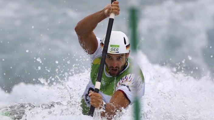 Canoe Slalom - Men's Kayak (K1) Semi-final