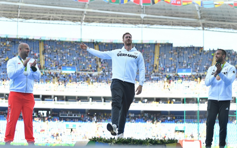 Rio 2016 - Olympic Games 2016 Athletics, Track and Field